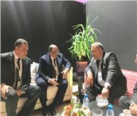 محمود شعراوي ووزير الداخلية المغربييبحثان التعاون المشترك