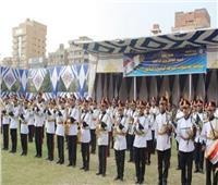 ختام فعاليات مهرجان فرق موسيقات الشرطة الـ41