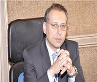 سفير مصر ببيروت يبحث آفاق التعاون المشترك مع وزير الطاقة والمياه اللبناني