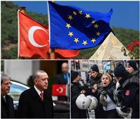 «الاعتقالات في تركيا» على أجندة الاتحاد الأوروبي.. وآمال العضوية تندثر