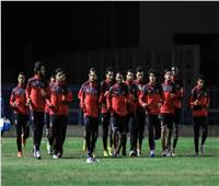 الأهلي يُنهي مرانه الأخير في الإمارات بالتدريب على ركلات الجزاء