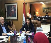 وزيرة السياحة: نعمل على صنع هوية مصرية في البورصات العالمية