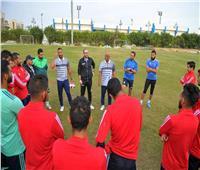 معتز البطاوي يطالب لاعبي «كليوباترا» بصدارة الدوري