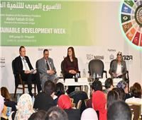 وزيرة التخطيط تفتتح «يوم مصر» ضمن فعاليات الأسبوع العربي للتنمية المستدامة
