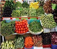 تباين أسعار الخضروات في سوق العبور.. الخميس