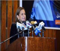 نيللي كريم: مشروع «حياة جديدة» يجب أن يتكرر في جميع ربوع مصر