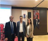 صور .. منال الشلقاني تفوز بعضوية المكتب التنفيذي لاتحاد البحر المتوسط للجمباز