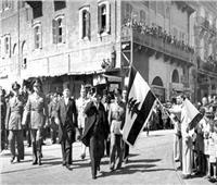 صور وفيديو| «شهداء مصر».. الغائب الحاضر في ذكرى «استقلال لبنان»