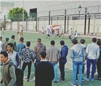 بطولة «نيمار» لكرة القدم تكتشف الموهوبين بجامعة الإسكندرية