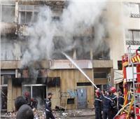 السيطرة على حريق في محل بشارع الجامع بإمبابة