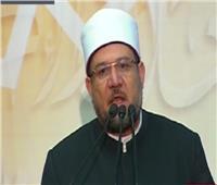 وزير الأوقاف من شمال سيناء : الإسلام فن صناعة الحياة لا صناعة الموت