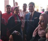 «أبو هشيمة»: القطاع الخاص والمجتمع المدني مسئولان عن تعمير سيناء