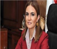 وزيرة الاستثمار تشارك في حفل توزيع أجهزة منزلية على 60 عروسًا