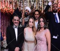 صور  متقال وعدوية يحيان زفاف «أحمد وإنجي»