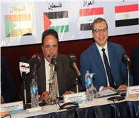 جبالي المراغي: الأمة العربية لن تموت بفضل عمالها.. ومتضامنون مع فلسطين