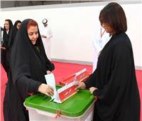 بالصور.. قرينة عاهل البحرين تدلي بصوتها في الانتخابات النيابية