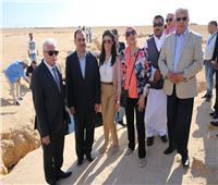 وزيرة السياحة: تكثيف التعاون مع «البيئة» للترويج للسياحة البيئية