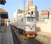 """""""السكة الحديد"""" تعتذر عن تأخر قطار طنطا نتيجة عطل مفاجئ"""