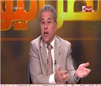 بالفيديو| عكاشة: أشرف عبد الباقي أعاد للمسرح هيبته