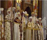 البابا تواضروس يمنح 6 أساقفة رتبة «مطران»