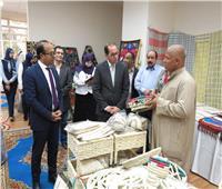 المالية تستضيف المعرض التاسع للمصنوعات اليدوية