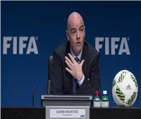 رئيس «فيفا» ينفي طلبه بإقامة مباراة بوكا وريفر تحت أي ظرف