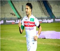 استبعاد محمد إبراهيم من قائمة الزمالك لمواجهة الجونة في الدوري