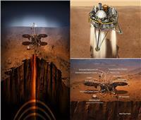 فيديو| أبرزالمعلومات عن المسبار «إنسايت» بعد هبوطه على المريخ