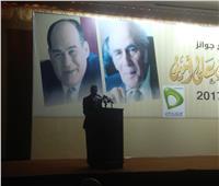 ياسر رزق: اتمنى الشفاء للكاتب الصحفي مصطفى بلال