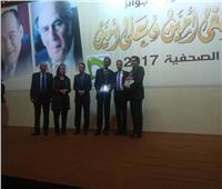 «عمر» و«شمس» يحصلان على جائزة أفضل كاريكاتير بمسابقة «مصطفى وعلي أمين» الصحفية