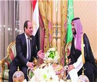 الصحف السعودية تبرز نتائج زيارة ولي العهد لمصر