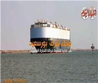 فيديوجراف| «ميناء شرق  بورسعيد».. باب جديد لتنشيط حركة التجارة العالمية