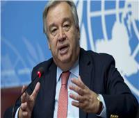 الأمين العام للأمم المتحدة مستعد للقاء ولي عهد السعودية خلال قمة العشرين