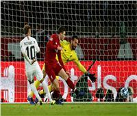 نيمار يسجل الهدف الثاني لباريس سان جيرمان في ليفربول