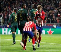 فيديو  أتلتيكو مدريد يتأهل لثمن نهائي دوري الأبطال بهدفين في موناكو