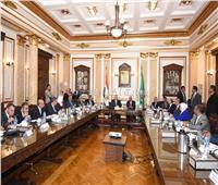 صور| اجتماع مجلس جامعة القاهرة بحضور رئيس مجلس النواب