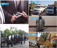 فيديو| «الداخلية»: حملات أمنية لضبط الشارع المصري وإزالة المخالفات