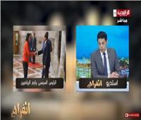فيديو| لاعبة منتخب مصر للكرة النسائية تكشف تفاصيل حوارها مع السيسي