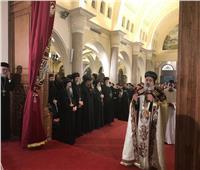 كنائس حدائق القبة تقيم حفل استقبال للأنبا ميخائيل.. وتكرم الأنبا ماركوس