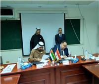 بروتوكول تعاون بين جامعة حلوان وجمعية الإمارات للملكية الفكرية