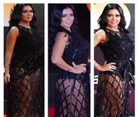 شاهد.. تعليق إدوارد على فستان رانيا يوسف «المثير»