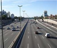 فيديو | سيولة مرورية على معظم الطرق والمحاور الرئيسية بالقاهرة