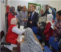 انطلاق مبادرة 100 مليون صحة في بني سويف