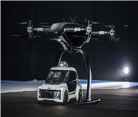 فيديو| «أودي» تعرض نموذجًا أوليًا عمليًا لـ«التاكسي الطائر»