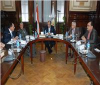 وزير الزراعة يناقش مع منتجي ومستوردي البطاطس تفادي أية أزمات