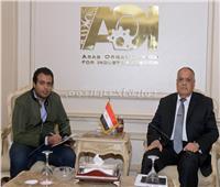 حوار  رئيس الهيئة العربية للتصنيع: أفضل عربة مدرعة «مصرية» في العالم بـ«إيديكس 2018»
