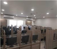 صور| وزير التعليم العالى يفتتح مقر الإدارة المركزية للوافدين