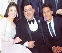 نجوم «بيراميدز» في حفل زفاف مدير شئون اللاعبين بالنادي