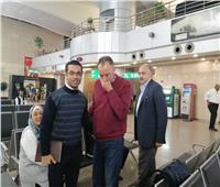 بعد عودته من ألمانيا..تعرف على التفاصيل الكاملة للخطيب من المطار للقلعة الحمراء