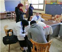 استمرار الكشف على «فيروس سي» لطلاب المرحلة الثانوية بدمياط